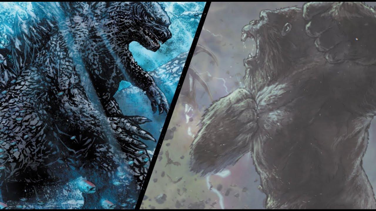 Godzilla Vs. Kong Publishing Program Trailer