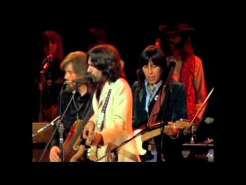 George Harrison : Here Comes the Moon : live at Madison Square