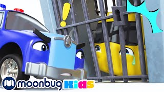 Buster in Jail!   Cartoons for Kids  Sports and Activities   Nursery Rhymes