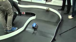 Robotex2013: Folkrace finaalid ja autasustamine |Folkrace finals