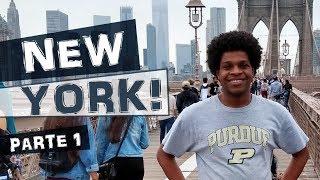 Feirinha no Blooklin em Nova Iorque e mais! | Vlog in NYC | LeviTalk