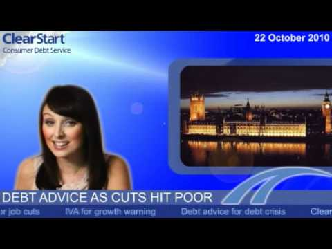 Debt advice as cuts hit poor