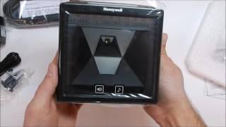 видео Стационарный 2D сканер штрих-кода Honeywell Solaris 7980g