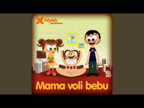 Mama Voli Bebu (Mommy Loves Baby)
