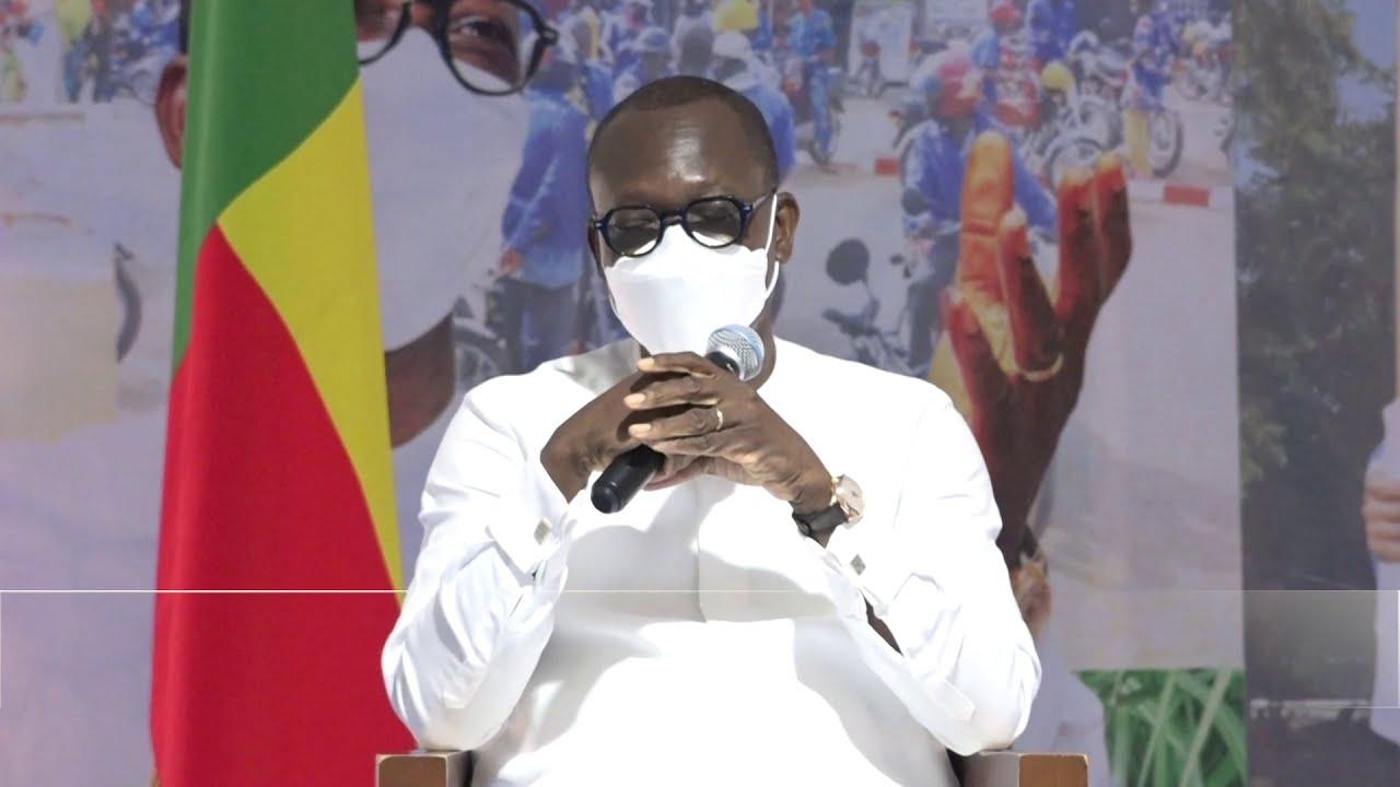 Tournée présidentielle : Patrice Talon à Sèmè-Podji