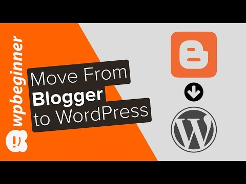 Redirect to wordpress blog