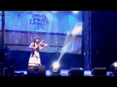 Canon Rock violin cover in Sanur Village Festival 2016