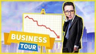 HUNTER ZNOWU PRÓBUJE Z NAMI WYGRAĆ! NIE TYM RAZEM! | Business Tour [#58] (W: Diabeuu, Alien Hunter)