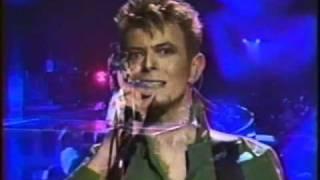 DAVID BOWIE - THE JEAN GENIE - LIVE NY 1997