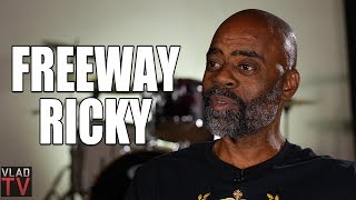 Freeway Ricky: I Woke Up Every Morning Knowing I Could Get Killed or I Would Kill Someone (Part 2)