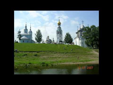 Вологда.Церкви и Монастыри