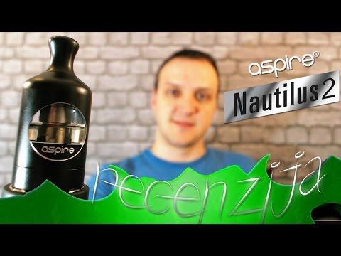 Elektronske Cigarete | Aspire Nautilus 2 Tank