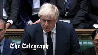 video: Politics latest news: Evil cannot triumph over the democracy Sir David Amess loved, Boris Johnson says