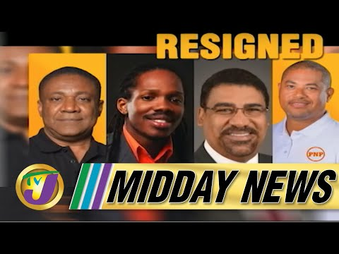 PNP - 'House On Fire, but...' | $20M for Brown's Town Market | TVJ Midday News - July 19 2021