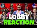 1 TO 5 ELITE PASSES - LOBBY REACTION