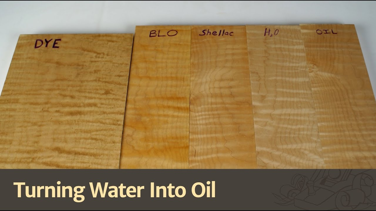 Is water based polyurethane vs oil based - 47 Hd Version How To Make A Water Based Finish Look More Like An Oil Based Finish