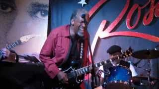 """KINSEY REPORT """"Outskirts Of Town"""" Donalds Great Guitar 3/1/14 Chicago Rosa"""