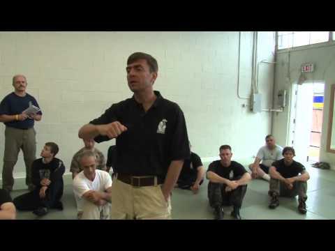 самооборона Systema Russian Martial Art lesson 9 Fear Konstantin Komarov