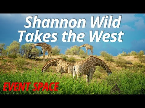 Shannon Wild Takes the West