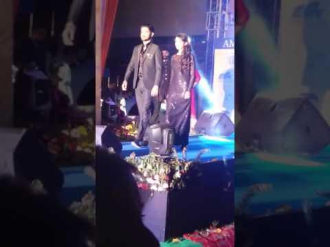 Amity Chandigarh! ( Elation  2017) Ramp walk