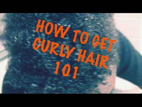 how-to-get-curly-hair-for-black-people