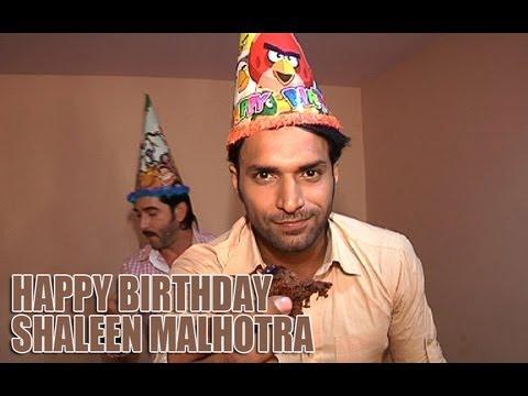 Shaleen Malhotra Birthday Celebration - YouTube Shaleen Malhotra And Sheetal Shah