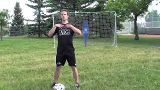 How To Control A Soccer Ball Out Of The Air