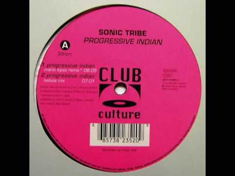 Sonic Tribe - Progressive Indian
