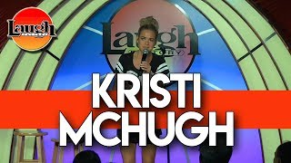 Kristi McHugh | The Worst Place To Drop Your Cell Phone | Laugh Factory Las Vegas Stand Up Comedy