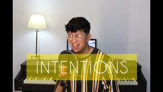 Justin Bieber - INTENTIONS ft Quavo (Angel Torrez cover)