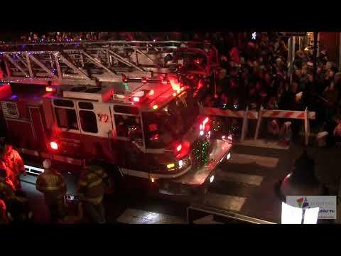 Doylestown 103rd Annual Tree Lighting: 2017