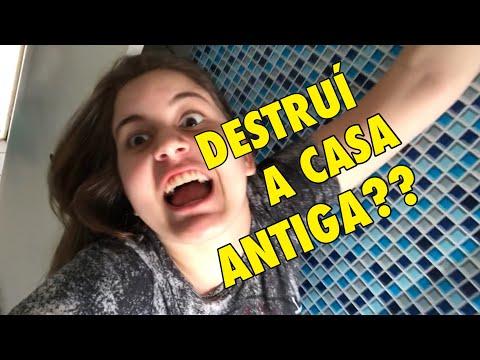 MUDEI DE CASA!! (SAÍ DE RECIFE)