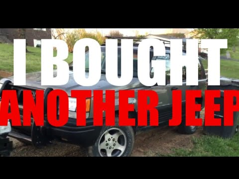 I Bought A Cheap Jeep! Quick Walkaround - YouTube