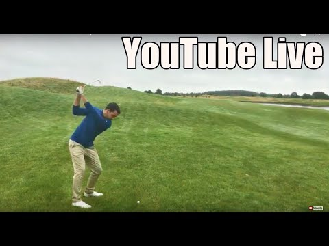 Live on the course- Can Andy make birdie?!