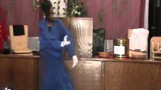 Frank Williams Your Grace and Mercy praise Dance by Velma Cook