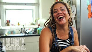 Chef Santana Benitez on Her Mom, Military Life and Creative Flow - A Mini Documentary