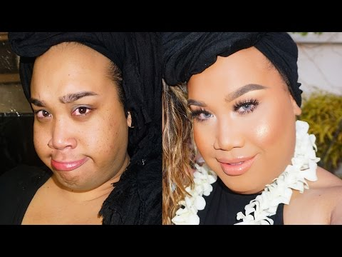 GET READY WITH ME IN HAWAII | PatrickStarrr