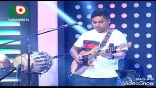 Obujh Pakhi | New Live 2017 | Protik Hasan & Puja & Belal Khan
