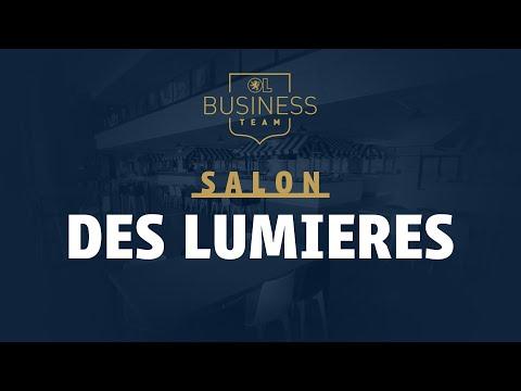 Salon des Lumières : L'ambiance mythique des Halles Lyonnaises   Olympique Lyonnais