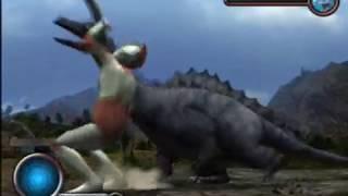 PS2 ウルトラマン 帰ってきたウルトラマンモード カラータイマーを鳴らさずにでクリアしてみた。 thumbnail