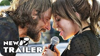 A Star is Born Trailer (2018) Lady Gaga, Bradley Cooper Musical
