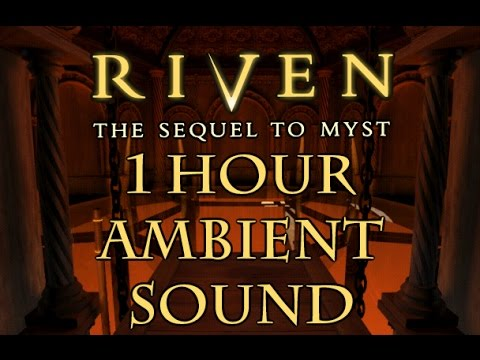 Riven Ambient Sound - Survey Elevator Room (1 hour)