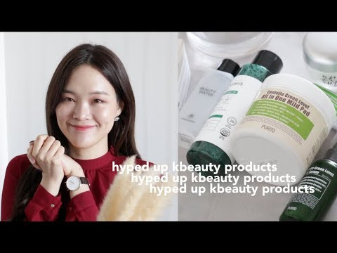 Hyped up kbeauty products- are they worth it? | soobeauty