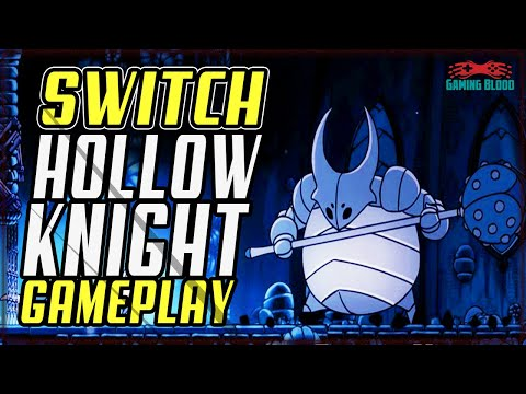 HOLLOW KNIGHT - 4 Minutes AMAZING Gameplay / Info / Trailer / Updates - Nintendo SWITCH