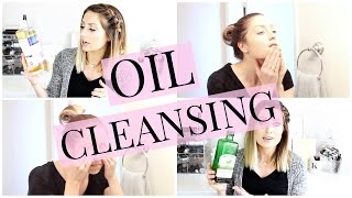 Diy Makeup Remover Oil Cleanse Method