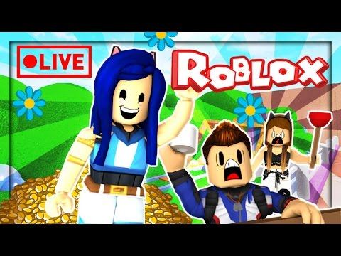MY ROBLOX MOM REJECTS ME! | Roblox Livestream ⚡️