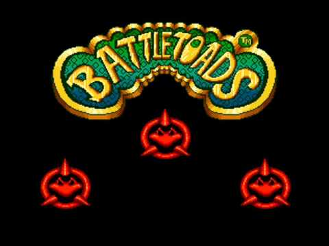 Battletoads Genesis - Rat Race