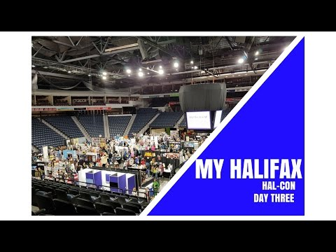 Hal Con  - My Halifax - Weekly Vlog - Things to do in Halifax