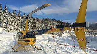 Полет на приют Таскыл-Кантри, гору Большой Таскыл на вертолете Robinson R44(Полет на приют Таскыл-Кантри, гору Большой Таскыл на вертолете Robinson R44., 2016-02-18T18:54:03.000Z)