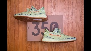 The UGLIEST Yeezy colourway of all time?? || Adidas Yeezy Boost 350 V2 Semi-Frozen Yellow Review